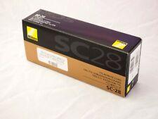 Nikon SC28 TTL REMOTE CORD