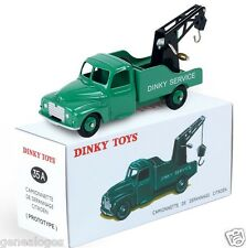 DINKY ATLAS CITROEN U23 DEPANNEUSE 1/43 REF 35 A BOX NOEL 2015 + fiche cadeau