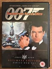 Pierce Brosnan TOMORROW NEVER DIES ~ James Bond 007 | UK 2-Disc Ultimate Ed DVD