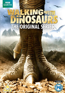 Walking With Dinosaurs DVD (2013) cert PG 2 discs ***NEW*** Fast and FREE P & P