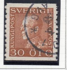 Sweden 1921-38 Early Issue Fine Used 30ore. 026741