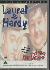 Laurel And Hardy - Flying Deuces (DVD, 2002) SPECIAL EDITION NEW SEALED