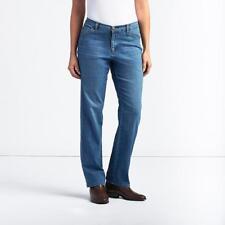 Lee® platinum label Relaxed Fit Denim Straight Leg Blue Size 4Short
