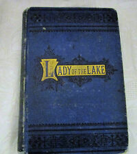 The Lady of the Lake A Poem by Sir Walter Scott, 1875, World Publishing House