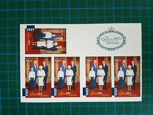AUSTRALIA - 2021 QUEENS 95th BIRTHDAY FULL BOOKLET   **FREE POSTAGE** SHIPS NOW