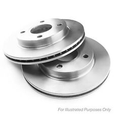 Fits Toyota Corolla AE86 1.6 GT 16V Genuine Borg & Beck Front Vented Brake Discs