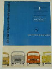 Mercedes-Benz LKW-Programm, 1959