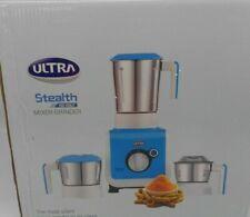 Elgi Ultra Mixer Grinder, 2-Jar, Blue