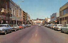Oroville California~Main Street~Rasco~Hotel~Shelter~1950s Cars~Station Wagons