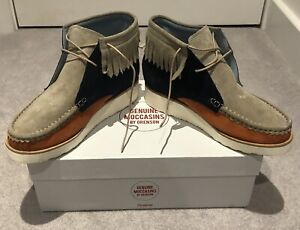 New Grenson Nicole Moccasin Boots (6 1/2)