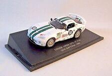 DODGE VIPER GTS COUPE N.98 DAYTONA 1996,UNIVERSAL HOBBIES 1/43 DIECAST CAR MODEL