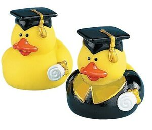 Graduation Rubber Ducks 12 Count