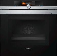 Siemens Backofen mit Mikrowelle - HM678G4S1 Edelstahl