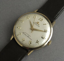 JAEGER LECOULTRE MASTER MARINER Automatic 10K Gold Filled Vintage Watch c1960