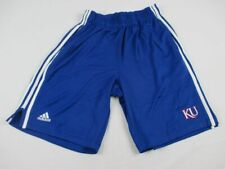Kansas Jayhawks adidas Shorts Men's Blue Clima-lite New Multiple Sizes