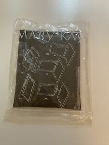 BRAND NEW Mary Kay Foldable Stand Up Travel Makeup Mirror With Tray with Bag