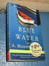 Blue Water by A. Manette Ansay paperback 0380732882