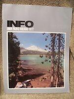 Union Pacific Railroad Employees INFO Magazine 8/1977