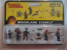 Woodland Scenics Ho #1903 - Rabbit Hunt