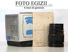 HASSELBLAD SONNAR CF150MM F 4 T* ROSSO CARL ZEISS con SCATOLA USATO GARANTITO