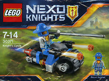 LEGO Nexo Knights 30371 Knight's Cycle - Brand New Unopened Polybag Kit