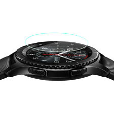 2x HD Clear Tempered Glass Screen Protector For Samsung Gear S3 Frontier Classic
