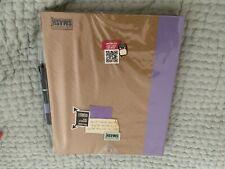 K&Company Smash Book Notebook Journal Album Scrapbook With Pen NIP