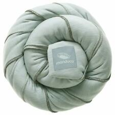 Manduca sling fascia porta bebe' elasticizzata morbida effetto melange 100 (yjm)