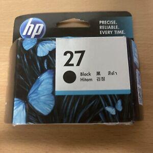 HP 27 (C8727AA) BLACK INK