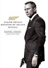 Daniel Craig - Collection (DVD, 2013, 3-Disc Set, Box Set)