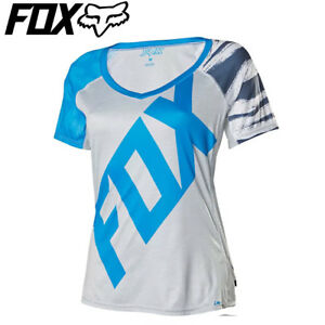 17457 Fox Racing Womens Ripley Limited Edition Short Sleeve Cycling Jersey