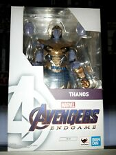 2019 Bandai SH Figuarts Marvel Avengers End Game THANOS Figure NIB - USA