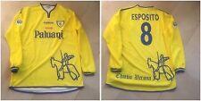 Maglia match worn shirt Chievo Verona calcio Massimiliano Esposito indossata