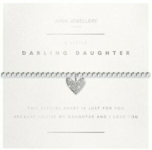 Joma Jewellery Bracelet- Darling Daughter