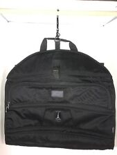"Travelpro Crew5 23"" Bi-Fold Garment Bag Black Style 7411-01 Carry-on luggage"