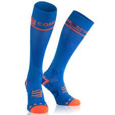 Compressport Full Sock V2.1 blue. Kompression