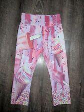 EUC Girls Justice Ice Cream Capri Leggings Size 14/16
