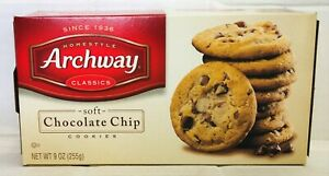 Archway Soft Chocolate Chip Cookies 9 oz