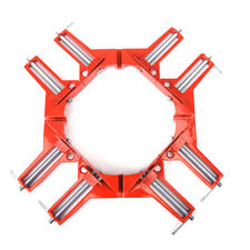 90°Degree Right Angle Miter Picture Frame Corner Clamp Holder Tool HU
