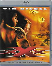 Vin Diesel in Xxx (Blu-ray Disc, 2006, Canadian French) Like New