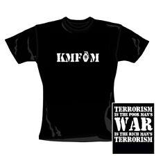 KMFDM - Granate - Girlie Girl Damen Shirt - Größe Size L