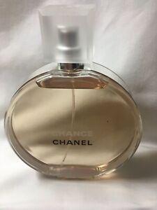 Chanel Chance Eau Tendre Spray 5 oz.  Eau detoilette New Tester w/o box.