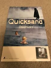 Quicksand Poster for Interiors Cd