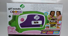 BRAND NEW IN BOX GIRL SCOUT EASY BAKE DELUXE COOKIE OVEN