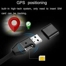 Wireless GSM SIM Spy hidden USB cable design audio sound voice listening bug TN