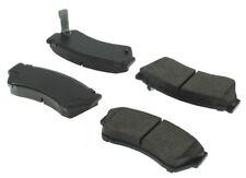 Disc Brake Pad Set Front Centric 104.04510