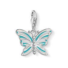 THOMAS SABO Schmuck Charm-Anhänger Schmetterling 1515-041-17