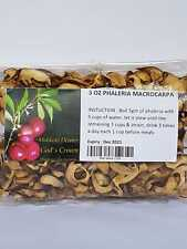 3 OZ PHALERIA MACROCARPA (God's Crown) MAHKOTA DEWA HERBAL TEA