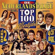 CD De Nederlandstalige Top 100 Allertijden - Deel 2 - Diverse Artiesten kopen...
