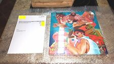 Street Fighter II Soundtrack Box Set VINYL LP OST Limited Signed Edition Capcom